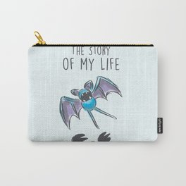 The Story of my Life Carry-All Pouch