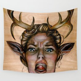 Nice Rack Wall Tapestry