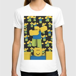 Roblox Oof T Shirt 4 Colors Oof T Shirts To Match Your Personal Style Society6