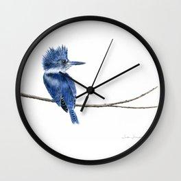 Motley Crew by Teresa Thompson Wall Clock