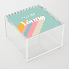 Forever Young Acrylic Box