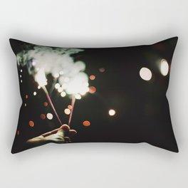 Sparks II Rectangular Pillow