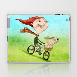 Bicicleta Laptop & iPad Skin