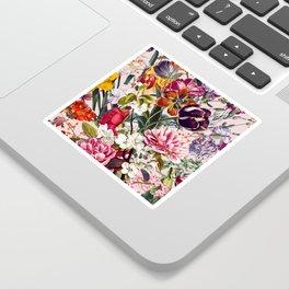 Exotic Garden - Summer Sticker