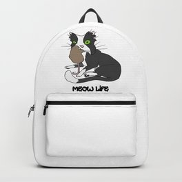 Meow Life Backpack