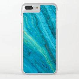 :: sanguine :: Clear iPhone Case