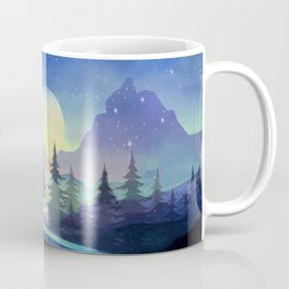Touching the Stars Coffee Mug