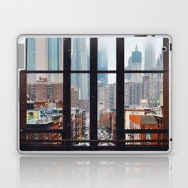 New York City Window Laptop & iPad Skin