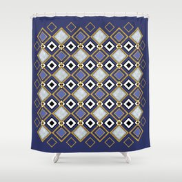 Purple Jade Shower Curtain