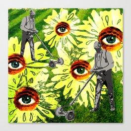 Allergic 2 Canvas Print