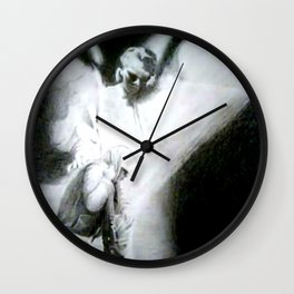 Forgive Me Wall Clock