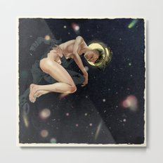 Bodies in Space: Hypoxia Metal Print
