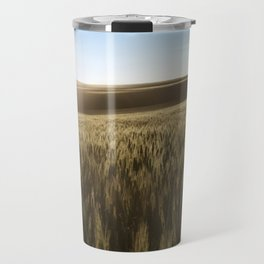 Palouse Sunset Photography Print Travel Mug