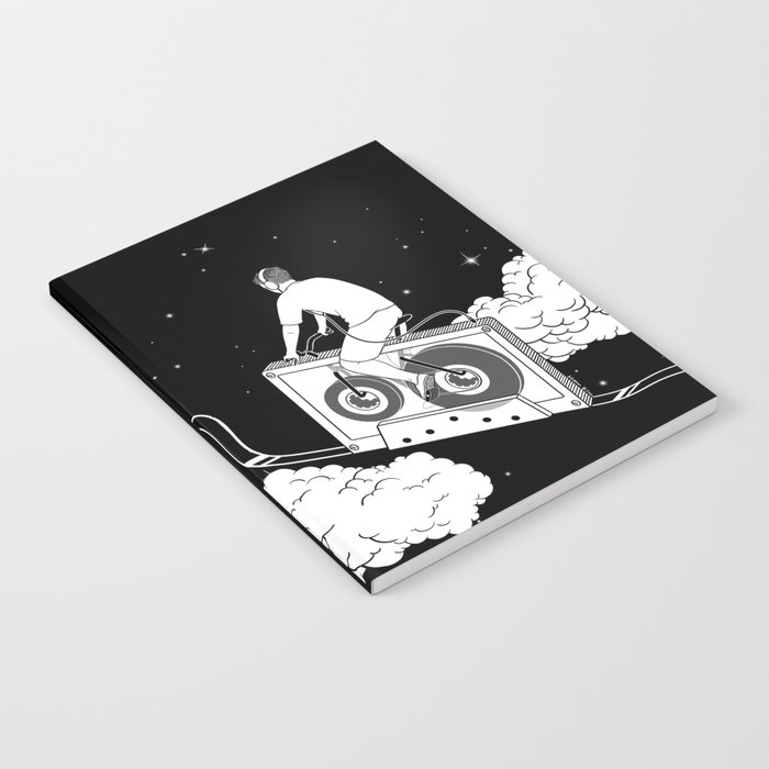 Slow Ride Notebook