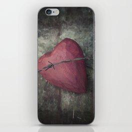 Trapped Heart III iPhone Skin