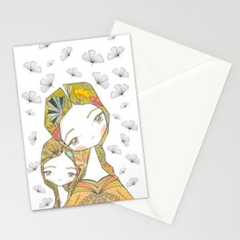 Floral Motherhood Stationery Cards