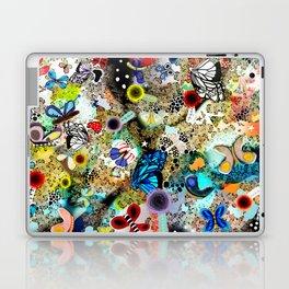 Butterfly leopard paradise Butterflies Laptop & iPad Skin