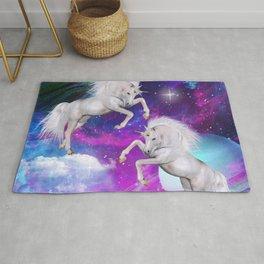 space unicorns v Rug