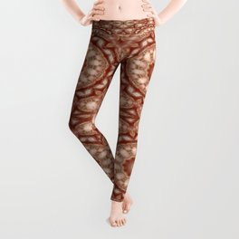 Walking through the universe Leggings