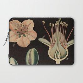 Botanical Almond Laptop Sleeve