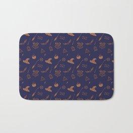 Ravenclaw Pattern Bath Mat