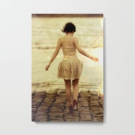 Love With A Vengeance Metal Print
