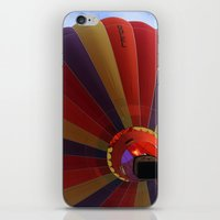 balloon iPhone & iPod Skins featuring Balloon  by Christine baessler