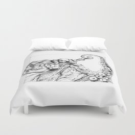 What's a Hipster? Duvet Cover