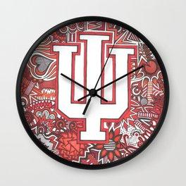 Indiana University for Kimberly Wall Clock