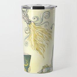 Tolkien's Childhood Dragons Travel Mug