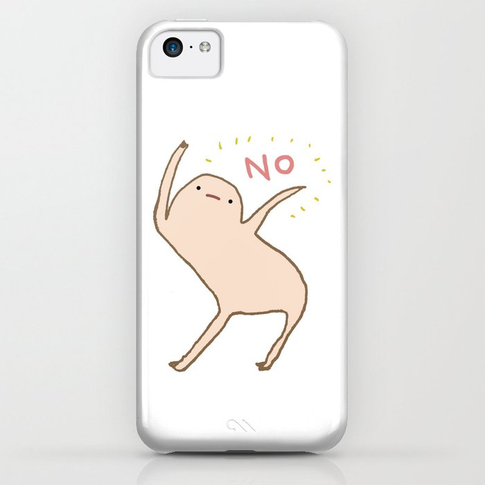 Honest Blob Says No Iphone Case By Sophiecorrigan Society6