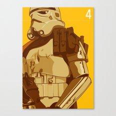 Episode 4 Canvas Print