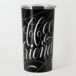 COFFEE & FRIENDS Travel Mug