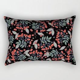 Magic rowan Rectangular Pillow