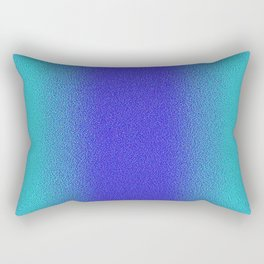 Re-Created Interference ONE No. 14 by Robert S. Lee Rectangular Pillow