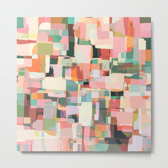 Abstract Painting No. 9 Metal Print