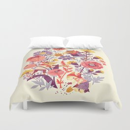 The Garden Crew Duvet Cover