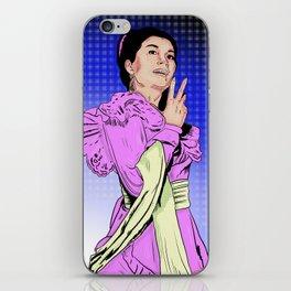 Lola Beltrán iPhone Skin