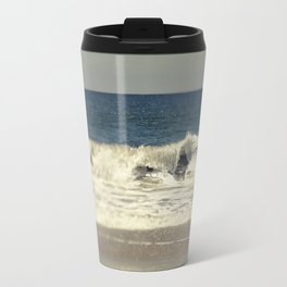 Indigo Blue Ocean Travel Mug