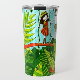 Tarzan&Jane Travel Mug