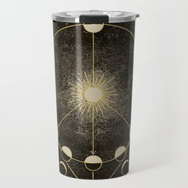 Vintage Astronomy Map Travel Mug