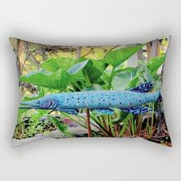 In The GAR-den Rectangular Pillow
