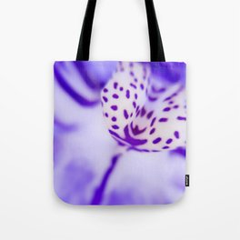 Playful Colors Orchid Tote Bag
