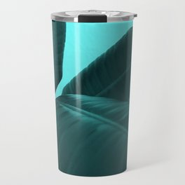 Ficus Elastica #3 #art #society6 Travel Mug