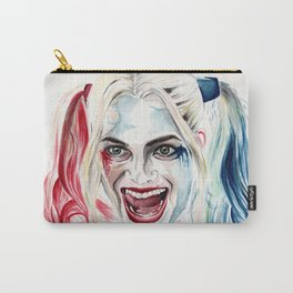 The Harlequin Carry-All Pouch