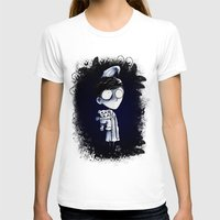 bed T-shirts featuring Bed Time by artlandofme