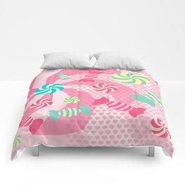 Pastel Sugar Crush Comforters