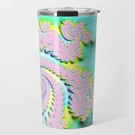Pretty Fractal Travel Mug