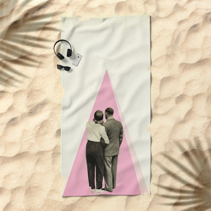 It's Just You and Me, Baby Beach Towel