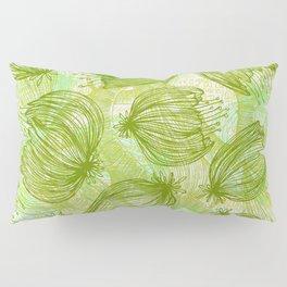 Verde que te quiero Verde Pillow Sham